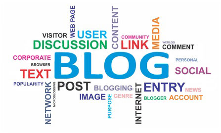 Blog-Erstellung und Pflege