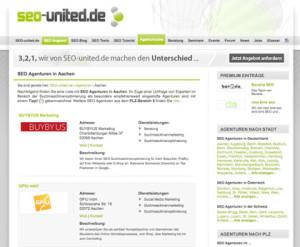SEO United Aachen