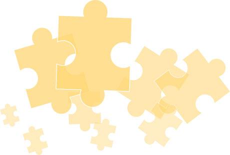 Homepage erstellen lassen - Puzzle offen