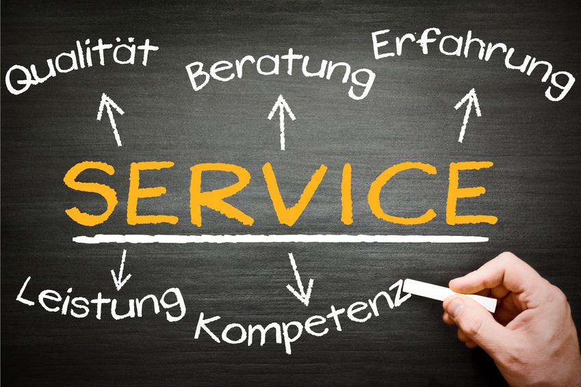 Kundenservice Deutschland