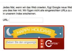 Google Anmeldung