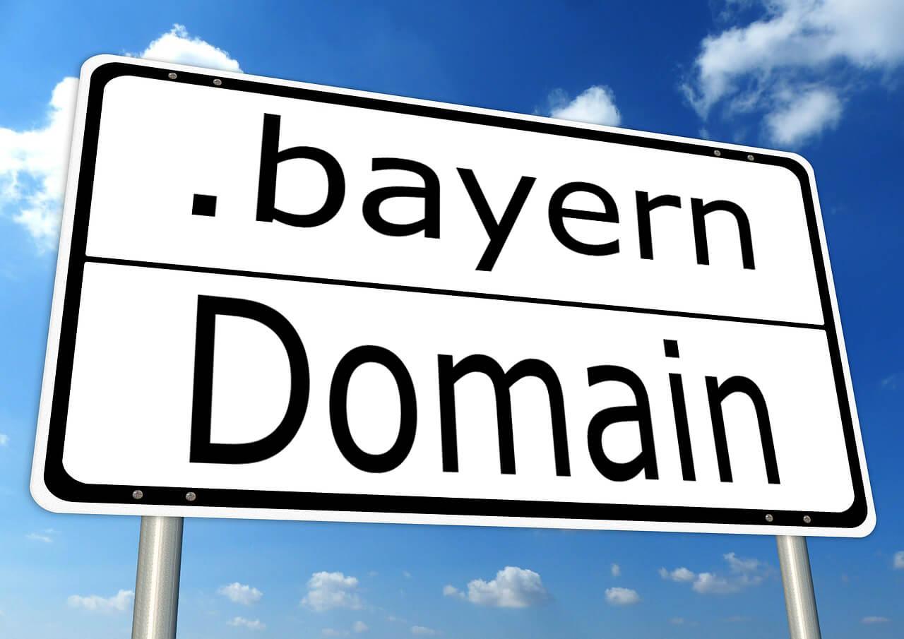 .bayern Domain registrieren