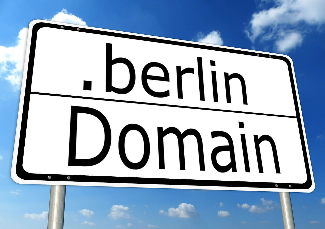 .berlin Domain registrieren