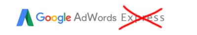 Das Google Adwords Express Konto auf die normale Google Adwords Optik umstellen – geht derzeit nur über den Support von Google.